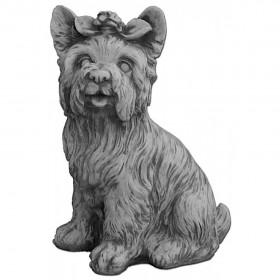 Собачка с бантиком малая, артикул: S103052, купить в ...